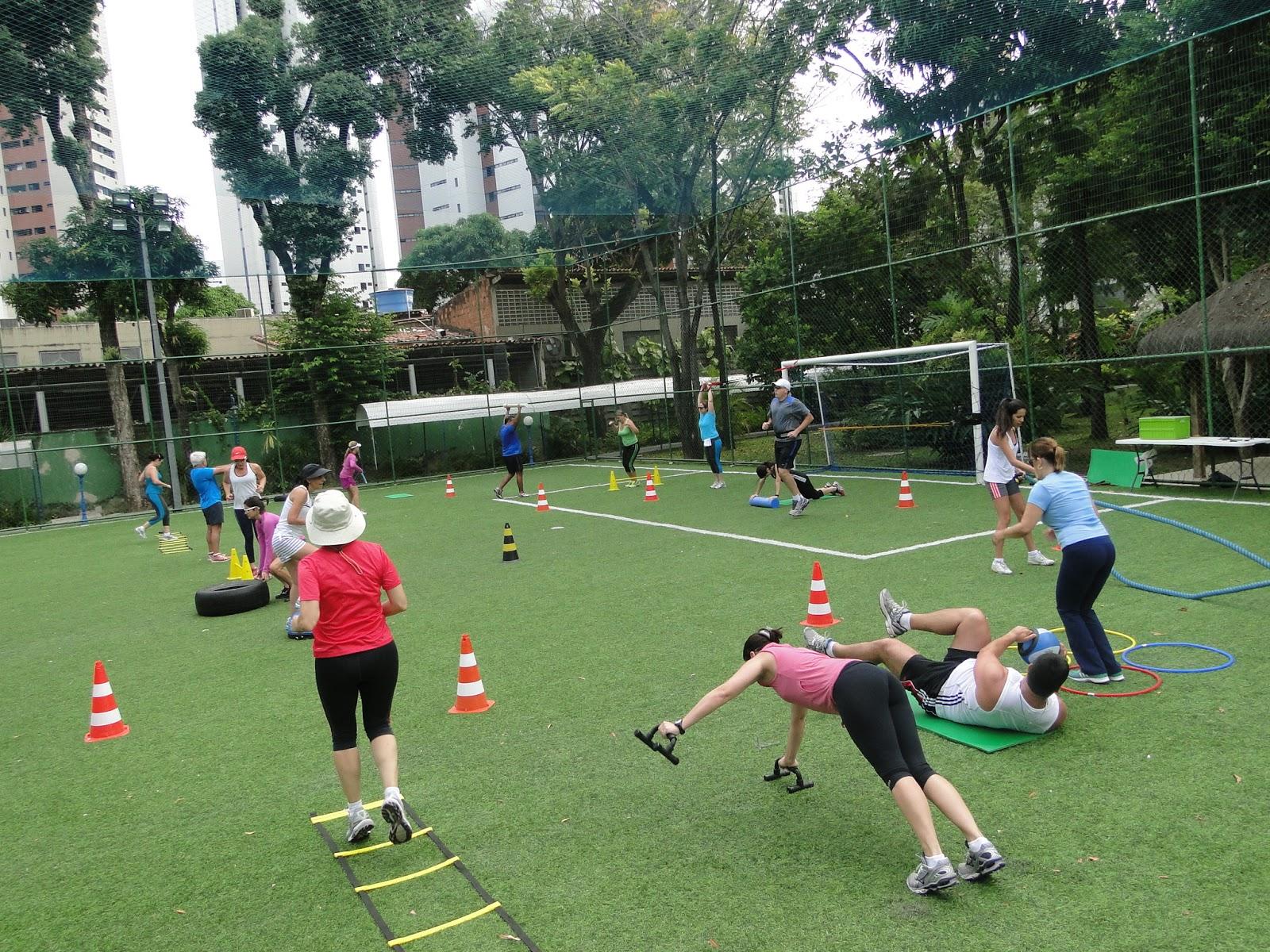 Circuito Funcional : Running assessoria esportiva circuito funcional country club