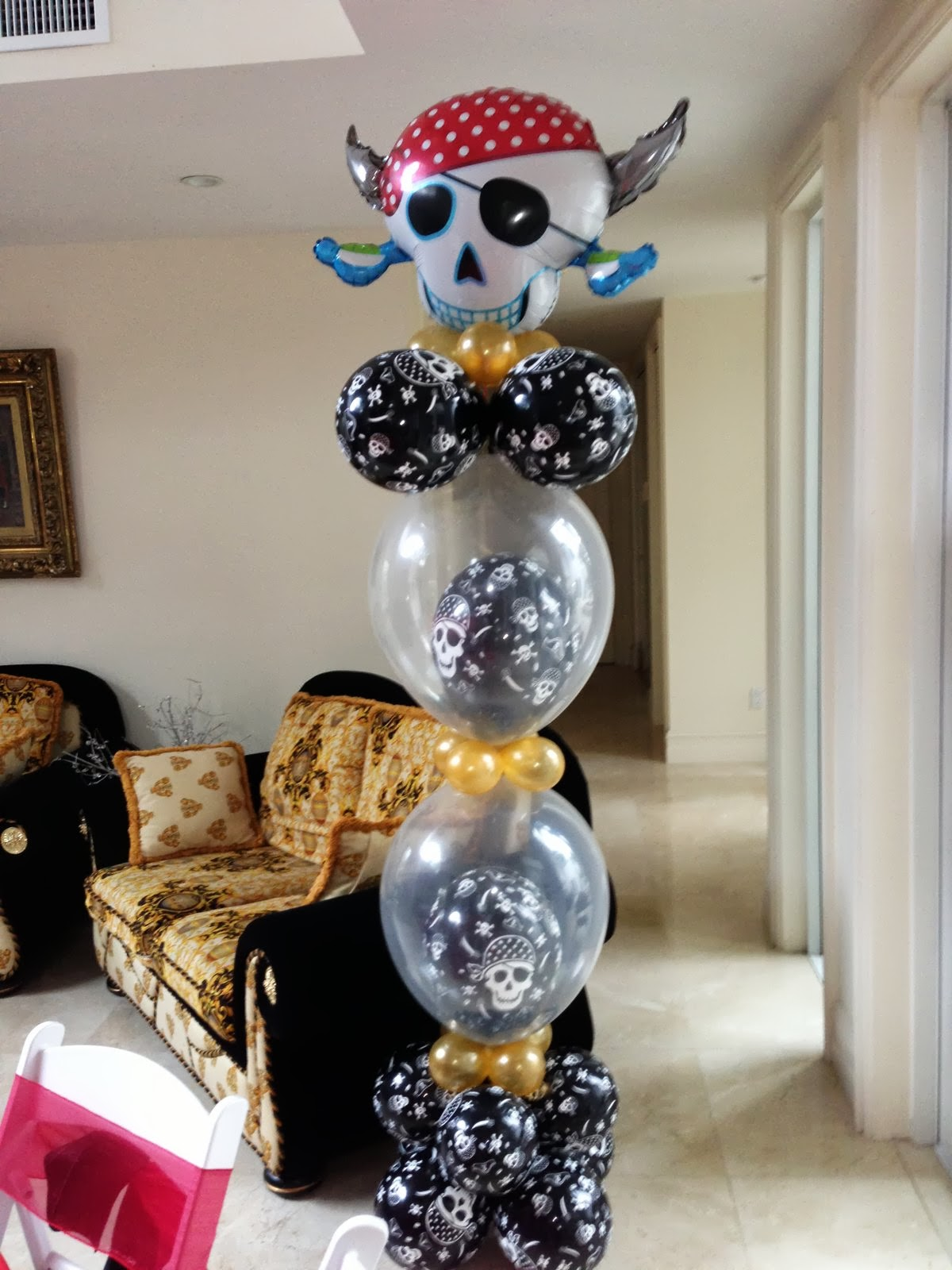 Dreamark Events Blog Pirate Theme Home Party Decor
