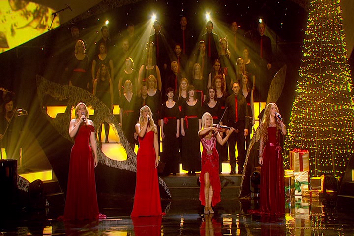 celtic woman die hard collectors can chase several additional tracks and international releases for home for christmas alongside the rehashed silent night - Celtic Woman Home For Christmas