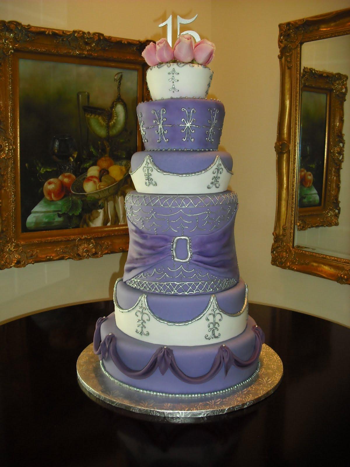 Pin Quinceanera Cakes La 88278jpg Cake On Pinterest