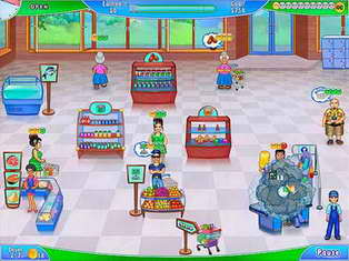 Download Supermarket Management 2