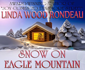 SNOW ON EAGLE MOUNTAIN