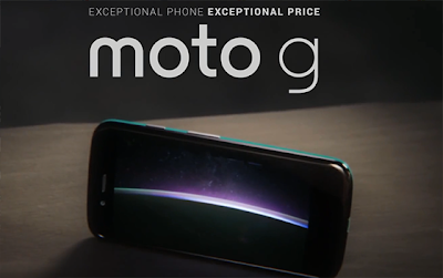 Nuevo Moto G Motorola Google
