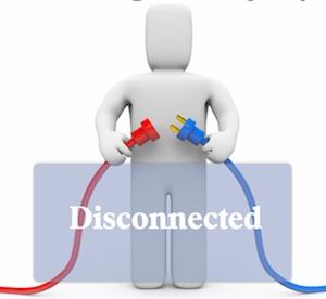 Tanpa Koneksi Internet (Internet Disconnected)