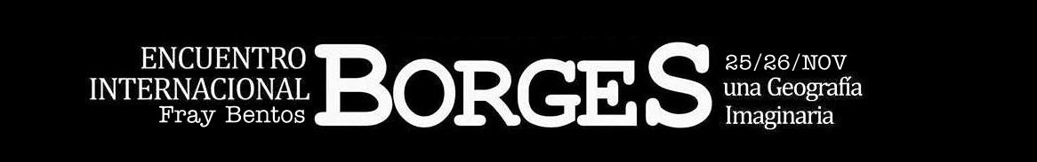 Borges, una geografía Imaginaria