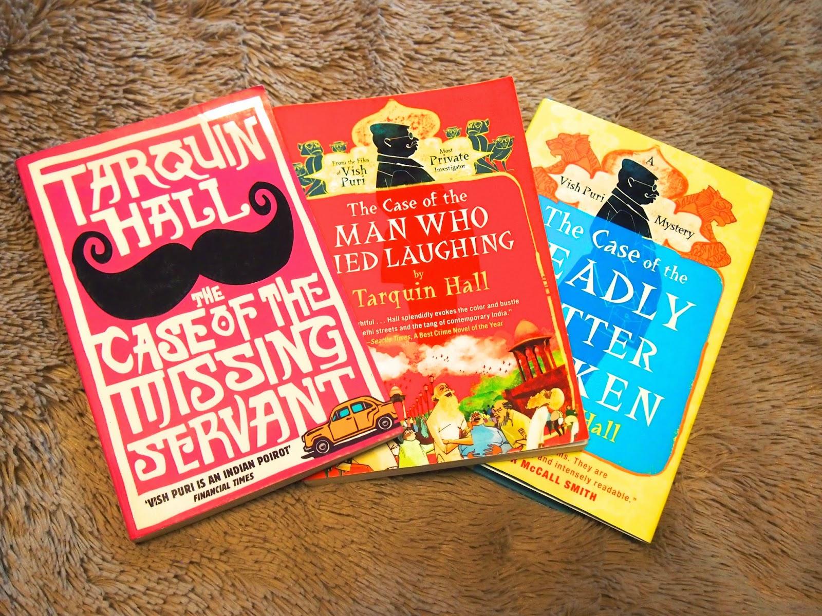 Tarquin Hall books