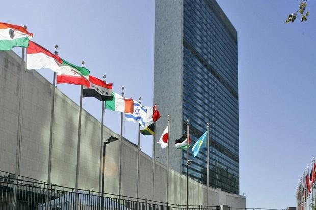 Kibarkan Bendera Palestina Di PBB