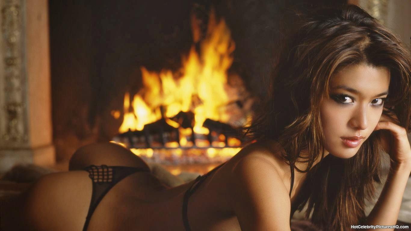 Nabila Brandy Ledford More Grace Park Hot Celebrity 1366x768 477479