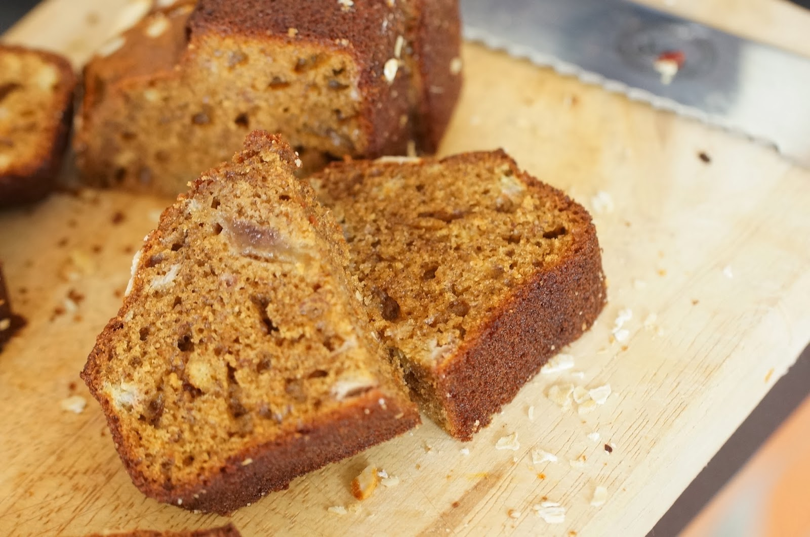 how to make soft banana bread