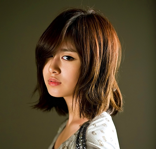 PARK JIYEON 2012 Photo Collection