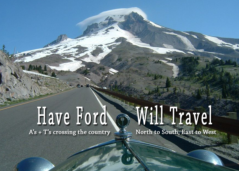 Have Ford Will Travel