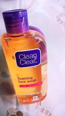 how to clean my face from pimples