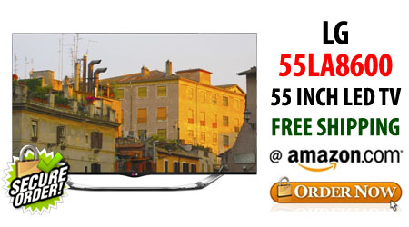 LG 55LA8600 LED TV