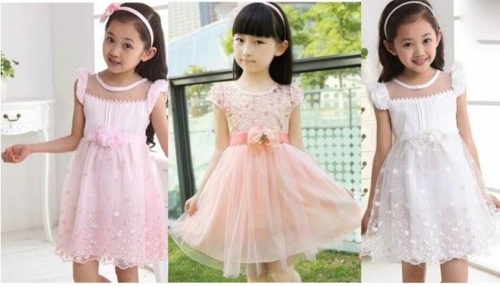 vestido de festa/ vestido infantil