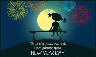 Gambar Ucapan Tahun Baru Sedih 2016 Happy New Year Tahun 2016
