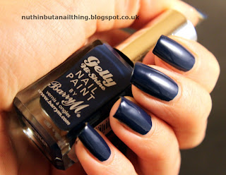Barry M Gelly - Blue Plum