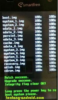 Cara Flashing/instal Ulang Andromax I AD683G Tanpa PC