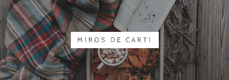 Miros de carti. Blog o książkach