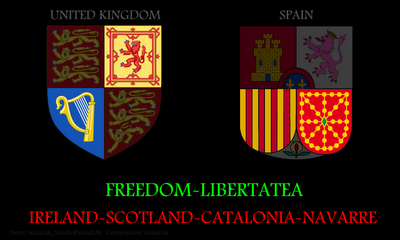 IRLANDA-ESCOCIA-CATALUNYA-NABARRA