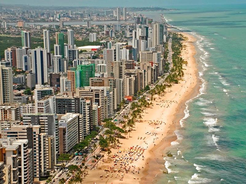 pantai-recife-di-brazil