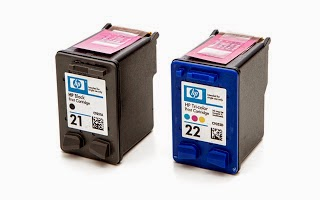 system of two cartridges