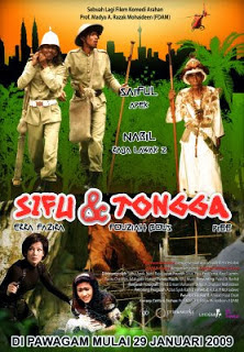 Sifu Dan Tongga 2009 Full Movie Tonton Online