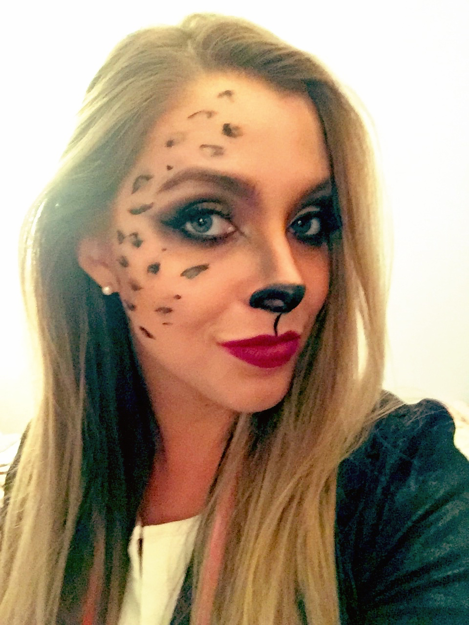 Halloween Makeup Tutorial - Cheetah | Beauty with Care