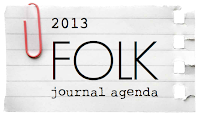It all started with a drill - 2013 FOLK Journal Agenda, entry 3 via Funky Junk Interiors