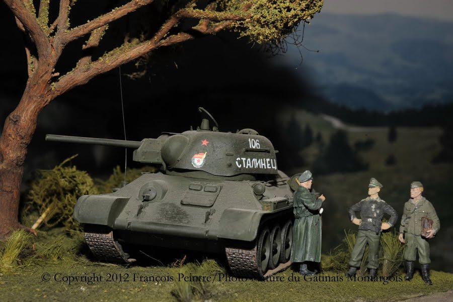 """T 34 76 model 43 """"CHTZ"""""""