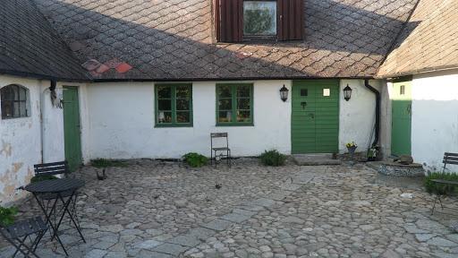 Vallby på Österlen.