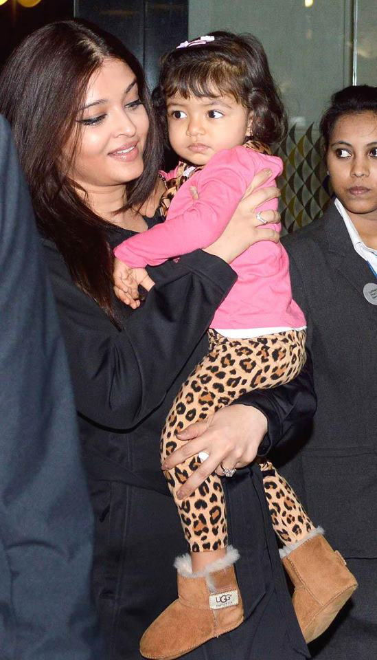 Aishwarya Rai's daughter Aaradhya Latest Stills