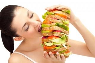 makan berlebih