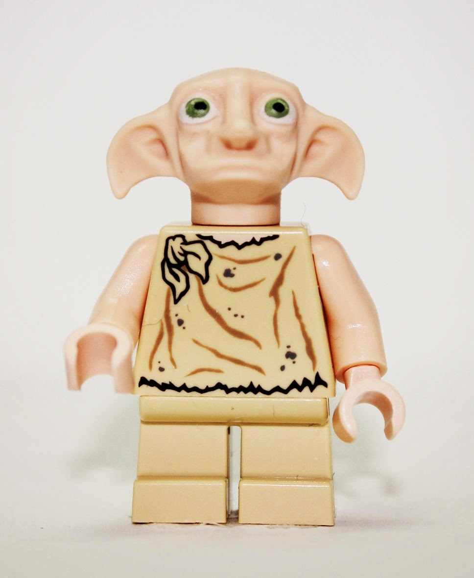 Dobby elfo domestico harry potter lego