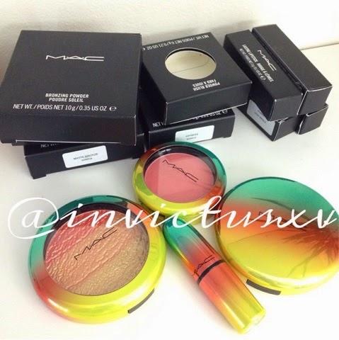 sneak peek upcoming mac spring summer collections lip drama