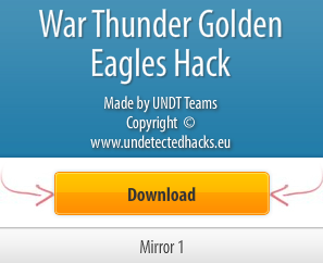 Download War Thunder Eagles Hack