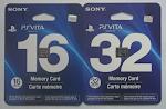 PS Vita Memory Card
