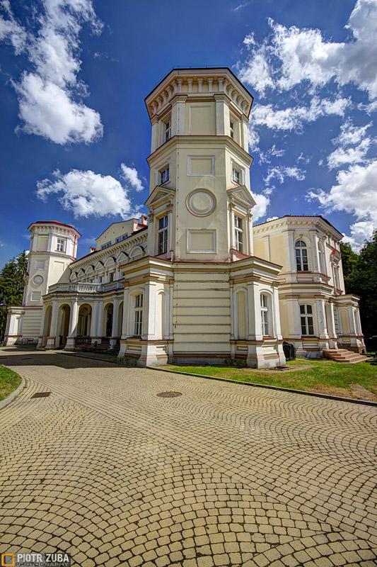Pałac Lubomirskich w Przemyślu (Bakończyce)