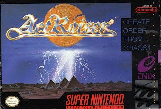 Download ActRaiser Rom Emulator Play Online
