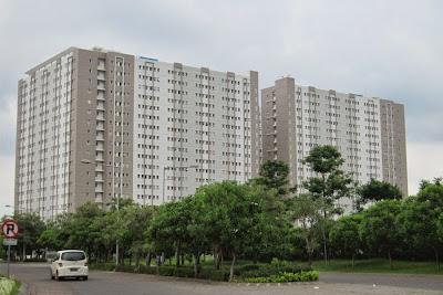 apartemen puncak kertajaya surabaya