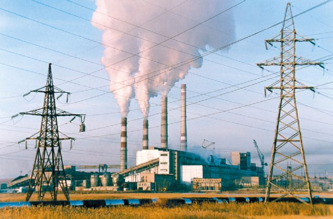 Элементы энергетической системы