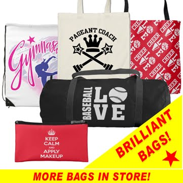 STAND UP AND CHEER BAGS