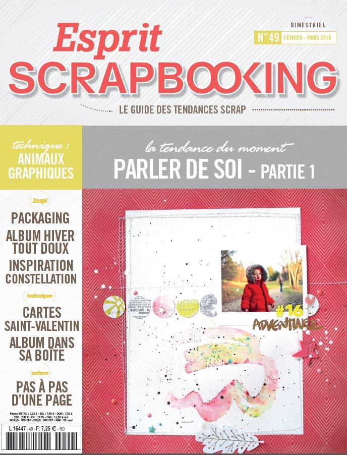 Esprit Scapbooking 49