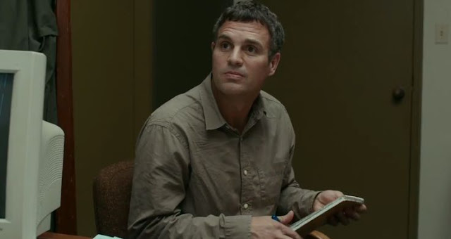 "Mark Ruffalo in  ""Spotlight"""