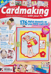 I Was Published in the Complete Cardmaking Magazine Issue 37