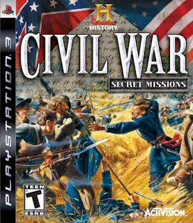 The History Channel Civil War Secret Missions