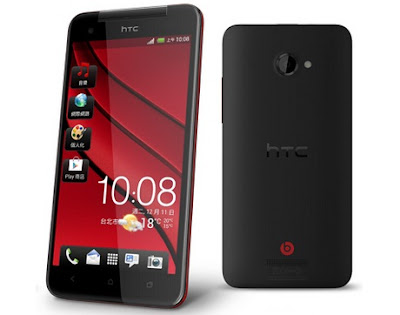 Spesifikasi HTC Butterfly 3