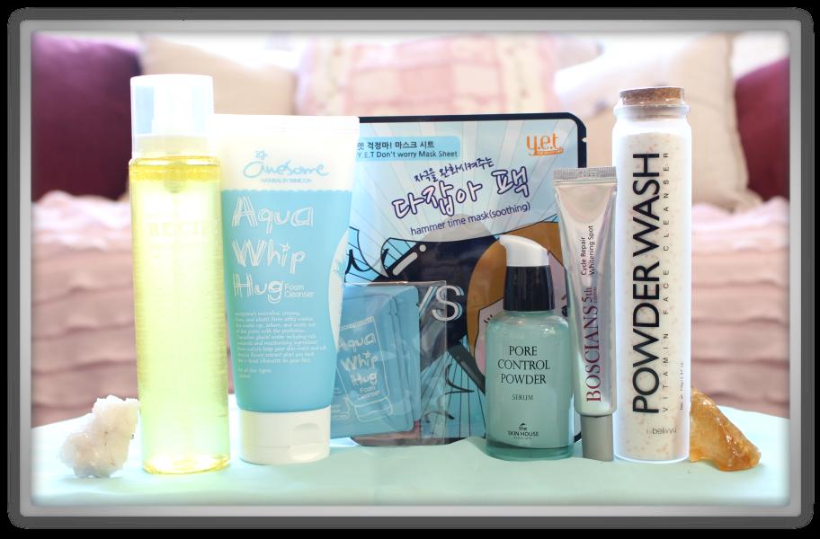 겟잇뷰티박스 by 미미박스 memebox beautybox Luckybox #9 unboxing review box look inside