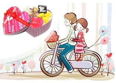 Bí quyết tặng quà trong tình yêu - CayPhaLe.com