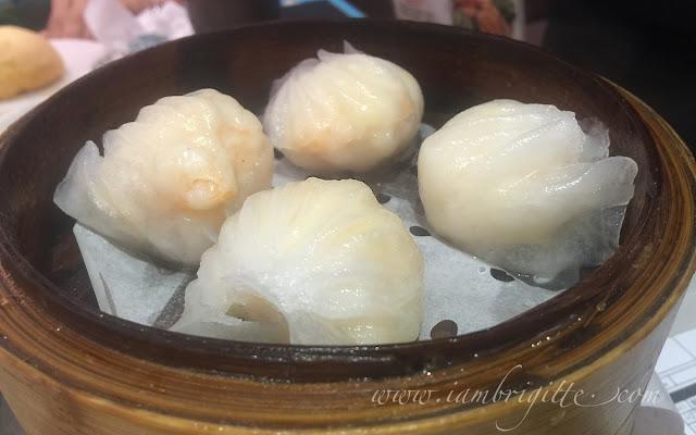 TimHoWan Prawn Dumpling