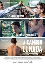 A cambio de nada (2015) DVDRip Castellano